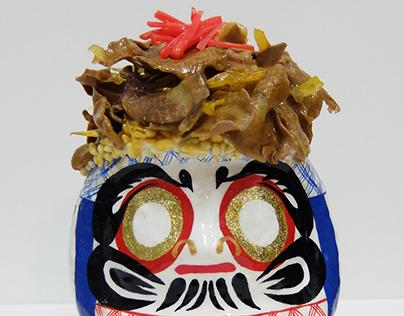 牛丼だるま/GYUH DON DARUMA