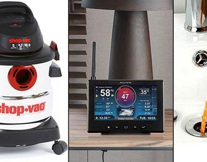 6 Home Improvement Tools