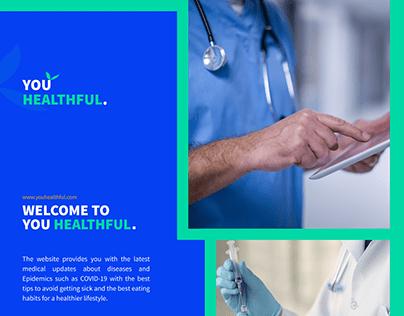 YOU HEALTHFUL Website