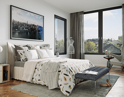 Gabriel Bedroom