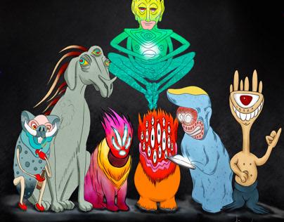 My aliens