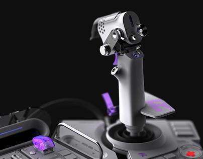 Mech Dual Joystick Controller