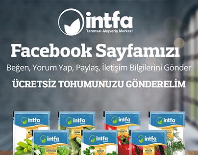 İntfarming.com Facebook Social Media Post Design
