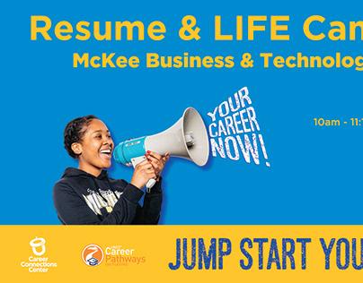 Career Start Ad