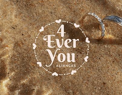 4Ever You | Alianças banhadas na magia da Ilha!