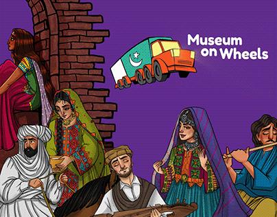 Museum On Wheels (1/2)