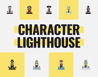 Character Lighthouse