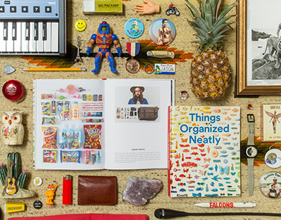 Things Organized Neatly: The Book