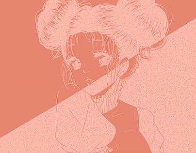 My free time digital drawings