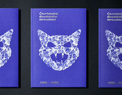 Modrý Kocour Book