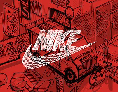 Conceptual environments for Nike