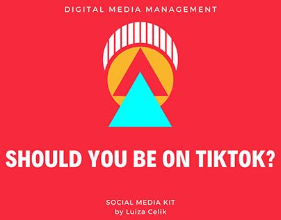 Brand Identity - Slide Deck Social Media Kit 2019