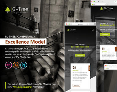 G-Tree - Website - Presenting