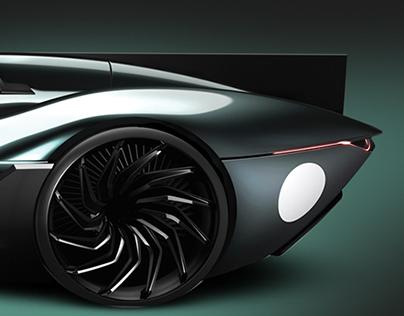 D-Type Vision GT (2015)