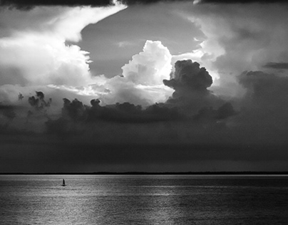 Sailboat and Storms