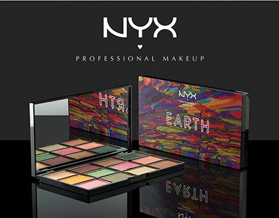 """NYX - """"Earth"""" Eyeshadows"""