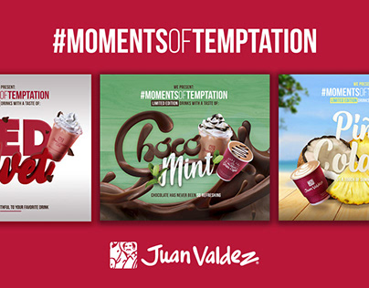 Moments of temptation / Juan Valdez Café