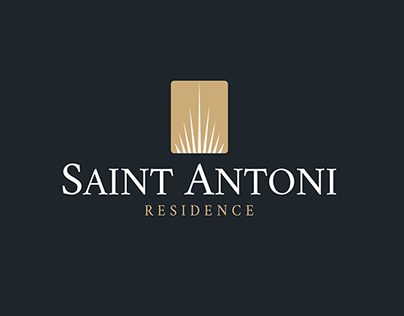 Branding - Saint Antoni Residence