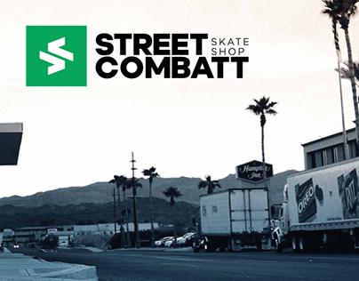 Brandbook Street Combatt