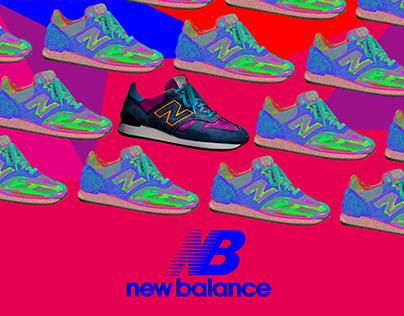 new balance - Concept Ad