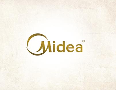 Midea - Piezas Gráficas