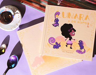Lunara and the Aletos - Picturebook for kids