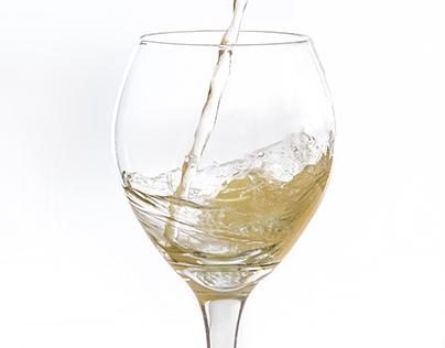 Wine Glass PX203 © Luke Robillard