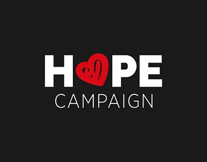 Refugees Hope Campaign