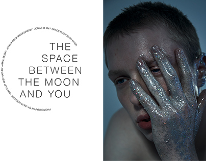 THE SPACE BETWEEN THE MOON AND YOU