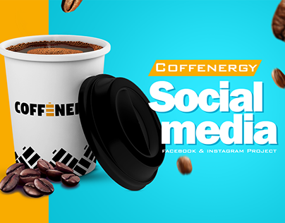 Coffenergy Social Media Project