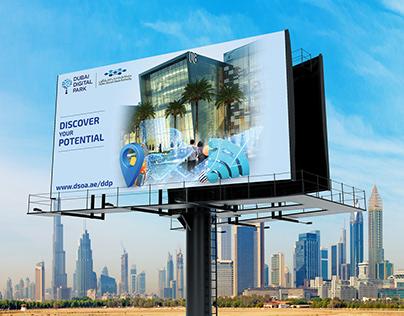 Dubai Digital Park Launch Pitch