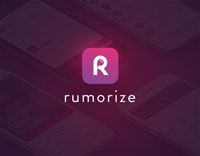 Rumorize - iOS & Android App