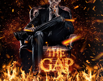 The Gap / #compositing