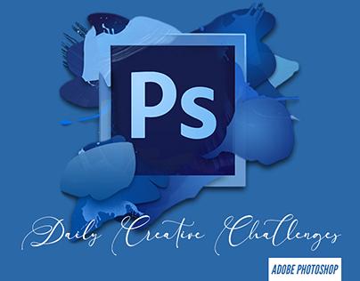Adobe Photoshop Daily Creative Challenge