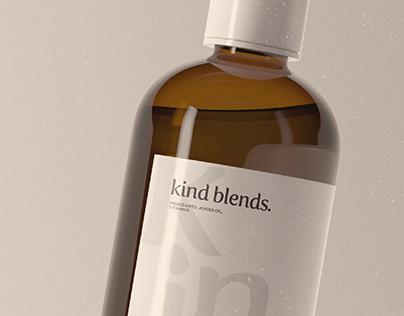 Kind Blends - Branding