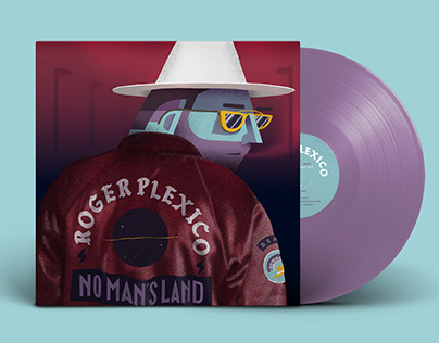 Roger Plexico - No Man's Land