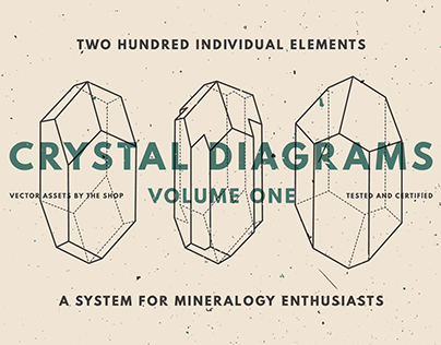 Crystal diagrams vol. 01