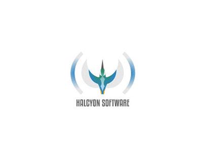 Halcyon Software / identyfiacja