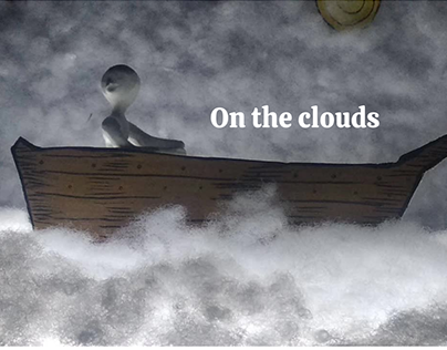 On the clouds-stop motion