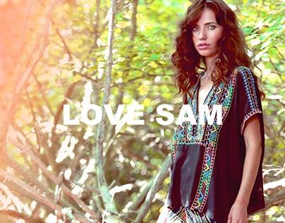 Love Sam Website Update