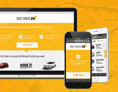 Renault - Test Drive 2U