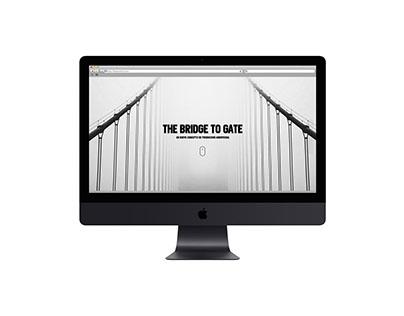 WEB - The Bridge To Gate - Madrid