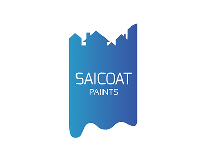Saicoat Paints: Logo & Packaging