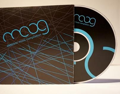 Moog - Cover musica elettronica