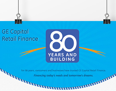 GE Capital - 80 years and building
