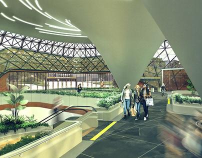 Estação Largo do Taboão - Trabalho Final de Graduação