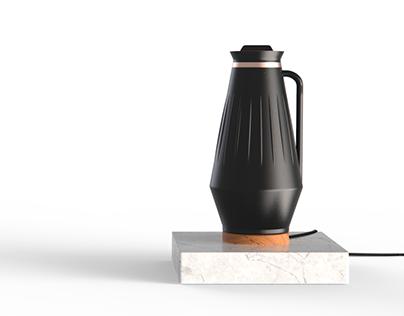 Black&Copper - Tea Kettle
