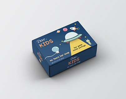 Dove Kids Soap