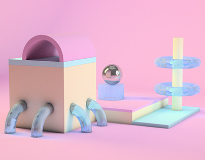 Some 3D Illustrations
