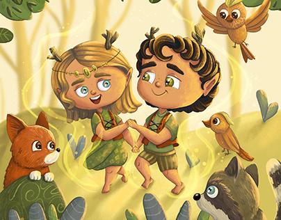 Adventures of Little elves